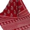 Handblock Print Mul Cotton Saree