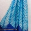 Hand Block Print Chanderi Silk Dupatta