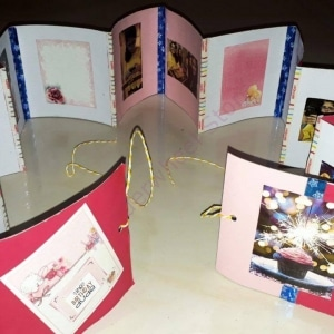 Mini Photo Album1