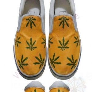 Marijuana Shoes