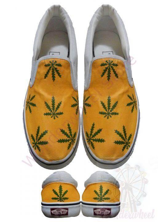 Marijuana Shoes