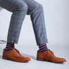 Zufr Woolen Double Monkstraps