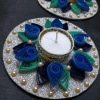 Handmade Quilling Tealight Candle Holders
