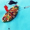 Butterfly Quilling Art