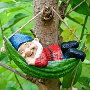 Iscg018 Lazy Gnome