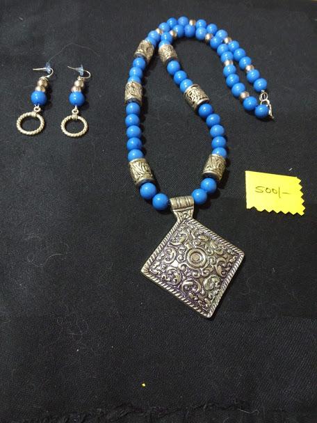 Blue Beed Ethnic