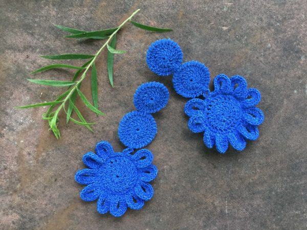 Crocheted Danglers