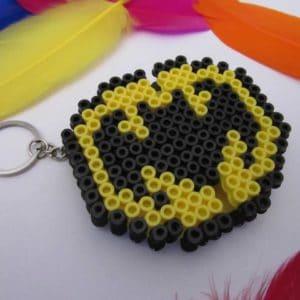 Batman Logo Keychain