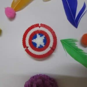 Captain America Headphone Holder