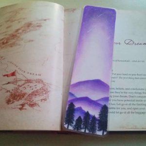 Violet Bookmark[1]