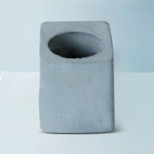 Wonderwheelstore   30   Concrete Greenin Handmade Desk Planter Gmpl001 3