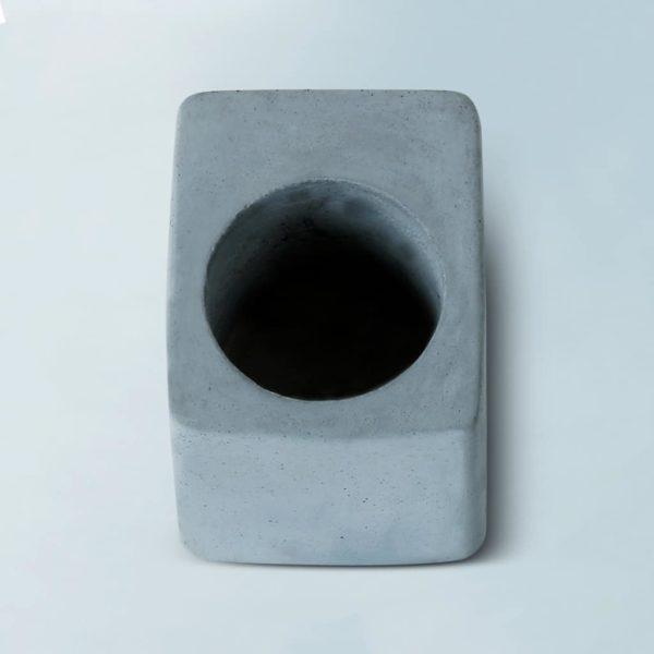 Wonderwheelstore   30   Concrete Greenin Handmade Desk Planter Gmpl001 4