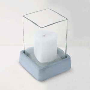 Wonderwheelstore | 03 | Cancon Concrete Handmade Candle Stand Gmac009 1