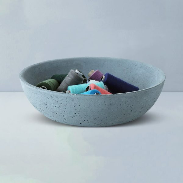 Wonderwheelstore | 03 | Tasla Concrete Handmade Small Bowl Gmac007 2