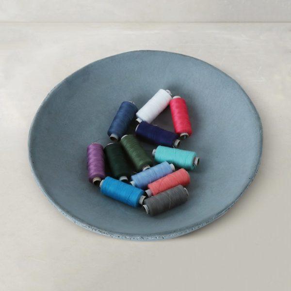 Wonderwheelstore | 03 | Tasla Concrete Handmade Wide Bowl Gmac006 3