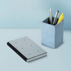 Wonderwheelstore | 04 | Concrete Costand Square Stationary Organizer Gmac021 1