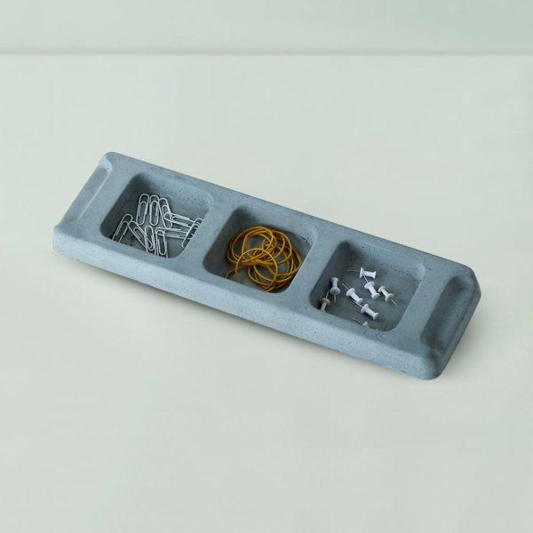 Wonderwheelstore | 04 | Concrete Multipurpose Tres Daily Object Tray Gmor003 2