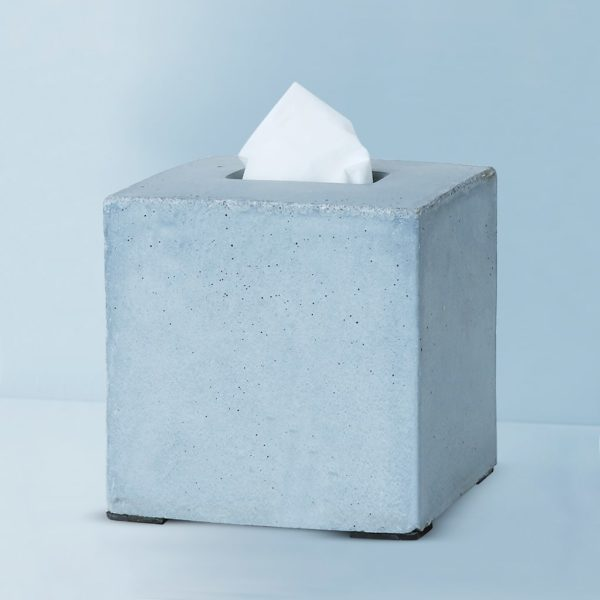Wonderwheelstore | 04 | Concrete Square Tisco Tissue Holder Gmbr003 2
