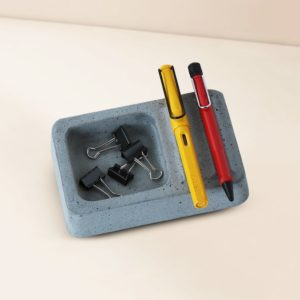Wonderwheelstore | 04 | Concrete Uno Stationary Organizer Gmor001 2