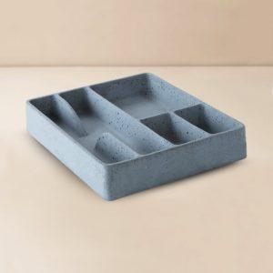 Wonderwheelstore | 04 | Handmade Concrete Aquco Tray Organizer Gmor005 2