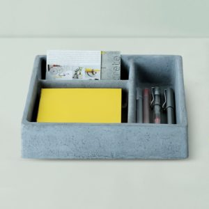 Wonderwheelstore | 04 | Handmade Concrete Stuco Stationary Tray Gmor006 2