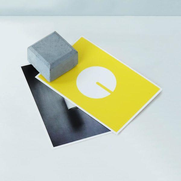 Wonderwheelstore | 04 | Set Of 2 Vazn Concrete Handmade Paper Weight Gmac022 1