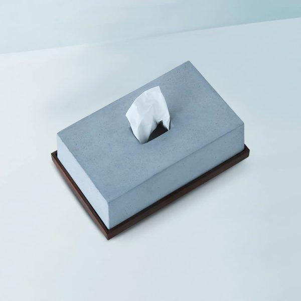 Wonderwheelstore | 05 | Concrete Tisco Rectangular Tissue Holder Gmbr004w 3