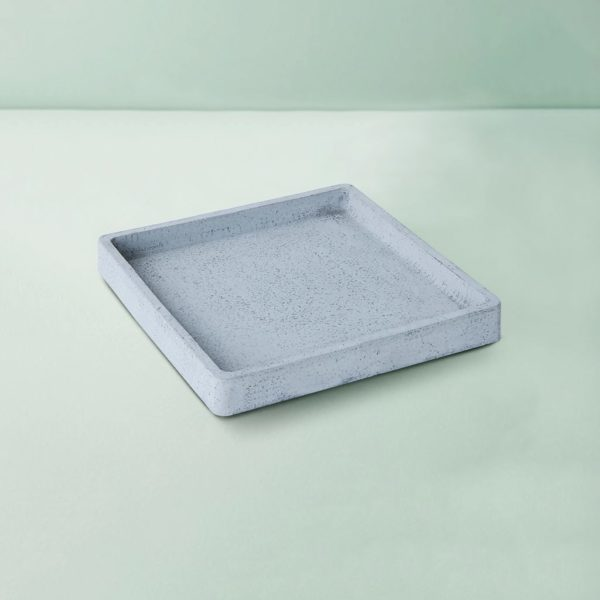 Wonderwheelstore | 05 | Handmade Concrete Square Tray Large Gmor015 4