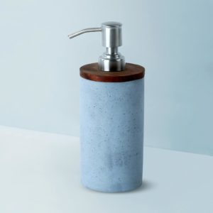 Wonderwheelstore | 05 | Mesa Soap Dispenser (round) Gmbr001w 1