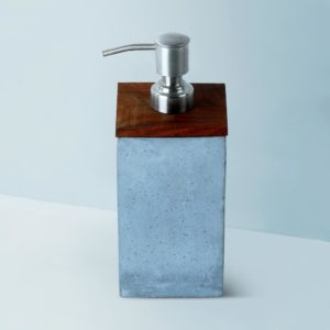 Wonderwheelstore | 05 | Mesa Soap Dispenser (square) Gmbr002w 2