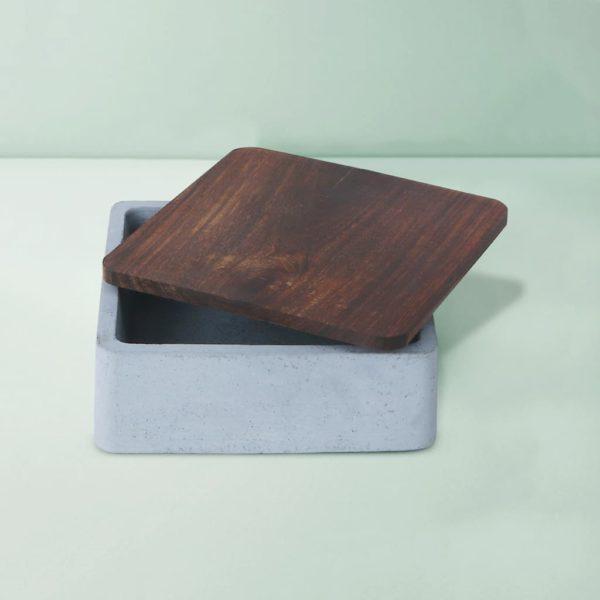 Wonderwheelstore | 05 | Wood & Concrete Mesa Square Tray Gmor013w 1