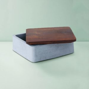 Wonderwheelstore | 05 | Wood & Concrete Mesa Square Tray Gmor013w 2