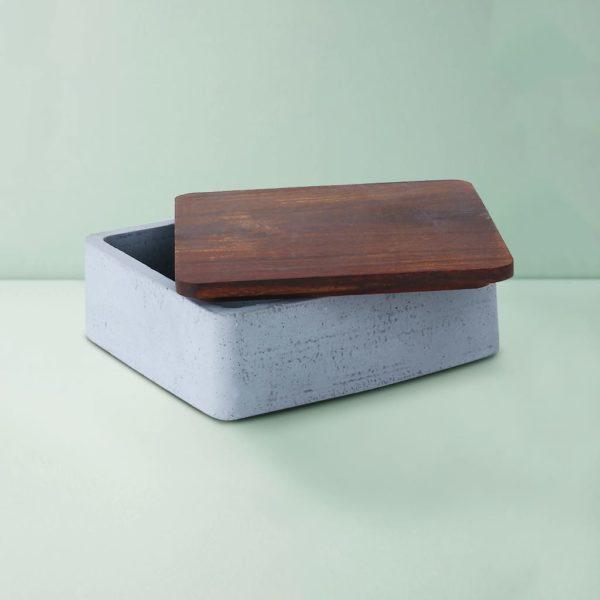 Wonderwheelstore | 05 | Wood & Concrete Mesa Square Tray Gmor013w 2