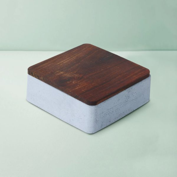 Wonderwheelstore | 05 | Wood & Concrete Mesa Square Tray Gmor013w 3