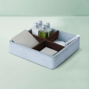 Wonderwheelstore | 05 | Wood & Concrete Mesa Square Tray Gmor014w 1