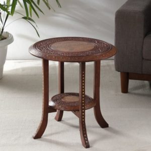 Wonderwheelstore | 18 | Double Top Rosewood Table