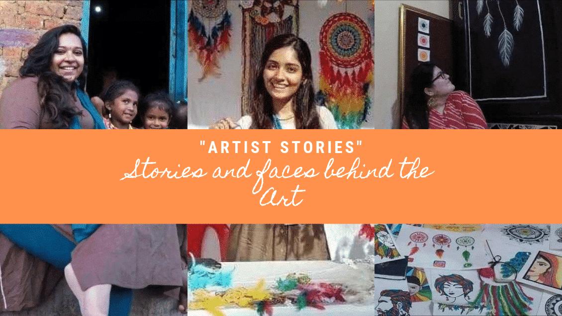 Artist Stories from Wonderwheel!