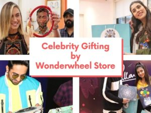 Celebrity Gifting for Ayushman, Zakir, Lauren and many more