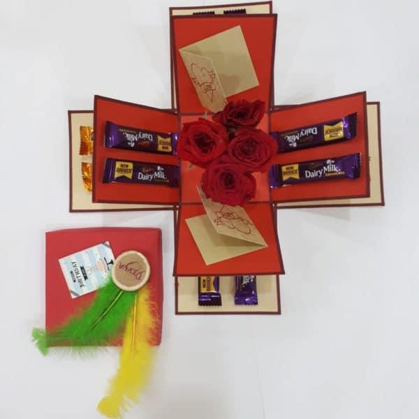 Wonderwheelstore | 25 | Explosion Chocolate Box
