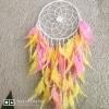 Violety Pink Dreamcatcher