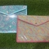 Jaipuri Block Print Bag – Black