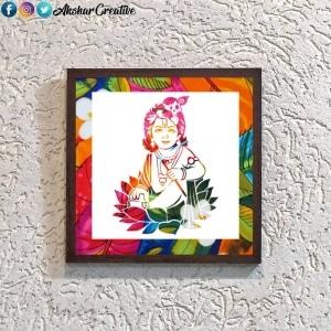 Wonderwheelstore | 24 | Acessf001 Balkrishna Stencil Frame