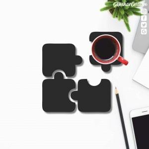 Wonderwheelstore | 27 | Aceco004 Puzzle Coasters