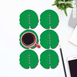 Wonderwheelstore | 27 | Aceco007 Leaf Coasters