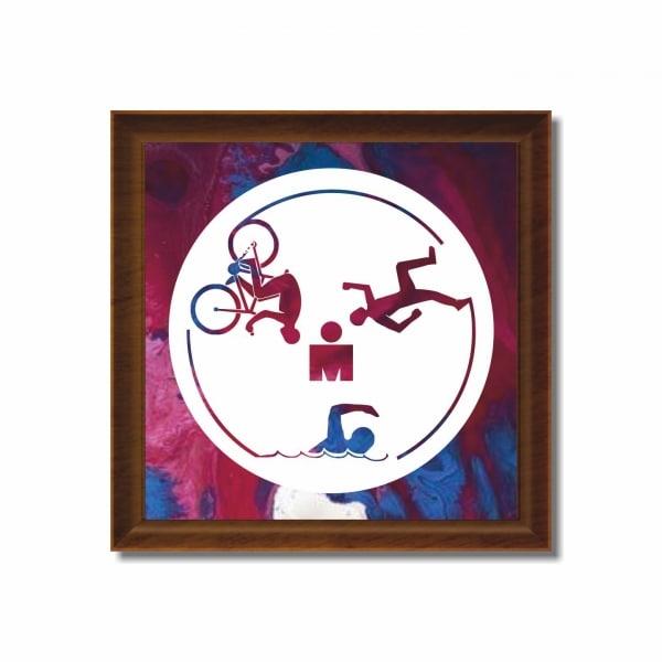 Wonderwheelstore | 27 | Aceqmsf002 Iron Man Stencil Frame