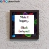 Sachin Tendulkar Quote Stencil Frame
