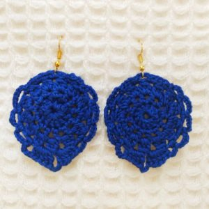 Wonderwheelstore | 17 | Blue Earring