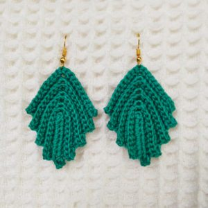 Wonderwheelstore | 17 | Green Earring