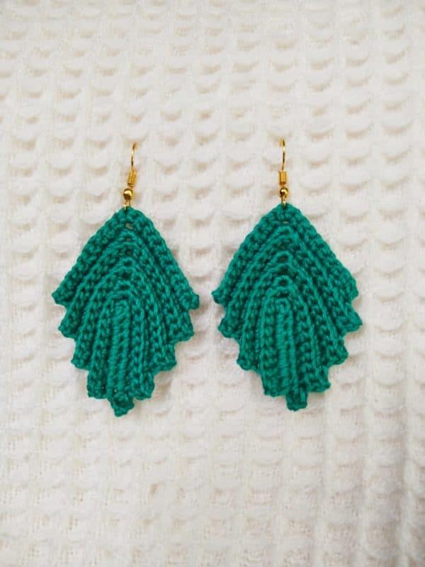 Wonderwheelstore | 17 | Green Earring