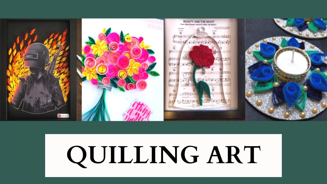 Explore Paper Quilling Gift Ideas